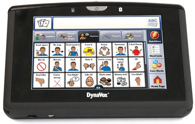 Dynavox Keyguards